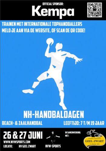 Handbal Kamp 2021